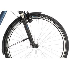 Cube Town Hybrid EXC 400 E-citybike Easy Entry blå